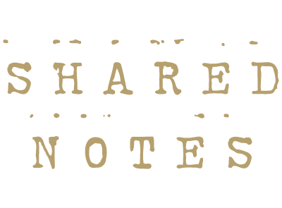 Shared Notes Wine