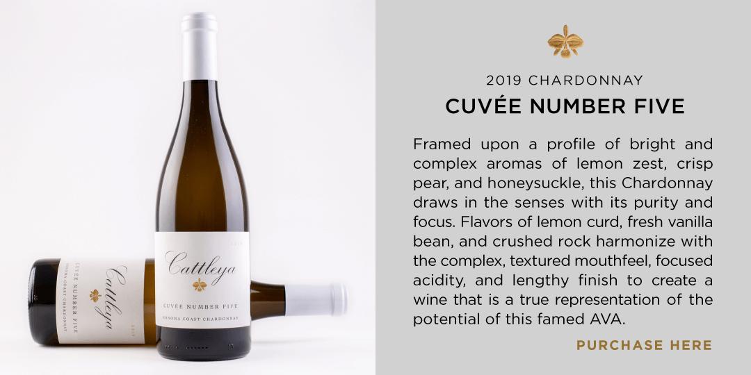 2019 Chardonnay Cuvee Number Five